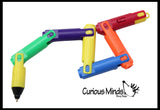 CLEARANCE SALE - Crazy Fidget Pen - Bending Fidget