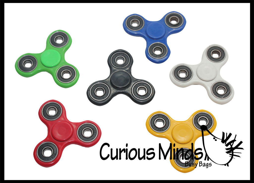 CLEARANCE - SALE -  Fidget Spinner Toy - Spinning Hand Fidget - Anxiety ADHD