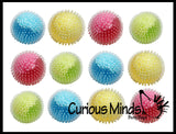 Squishy Gel Filled Bead Ball - Squishy Fidget Ball