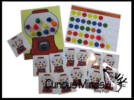 PDF FILE - Gumball Patterns