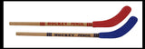 Hockey Stick Pencils with Large Eraser - Sports Athletic Themed Writing Instrument - School