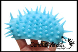 Flip Inside - Out - Double Sided Sensory Spiky Puffer Ball