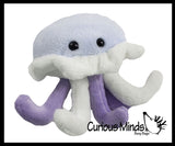 Cute Jellyfish Plush Stuffed Animals- Adorable J is for Jellyfish Toy
