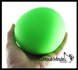 "Jumbo 4"" Doh Stress Stretch Ball - Moldable Pinch Poke Sensory Fidget Toy Doughy"