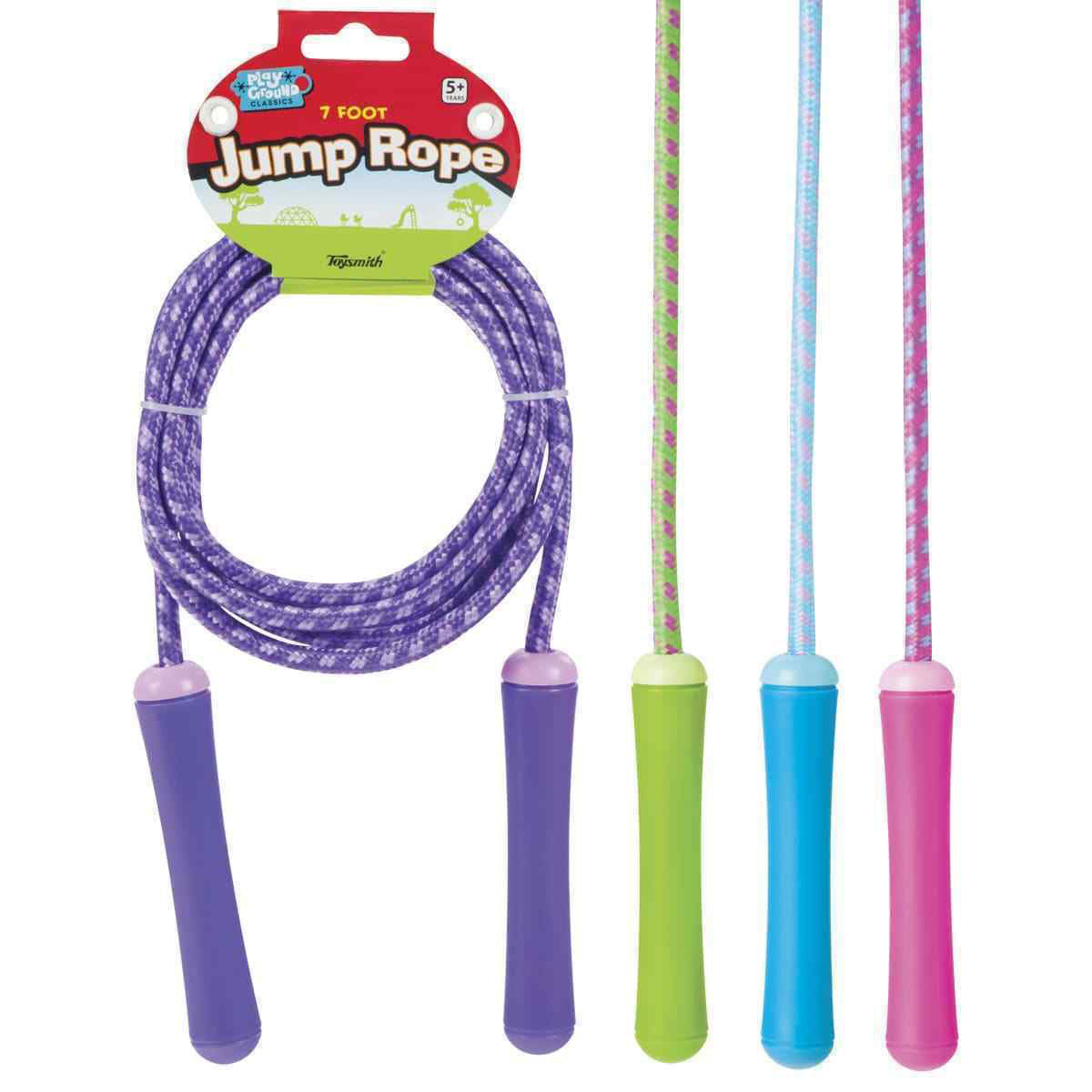 Jump Rope - Classic Outside Active Toy - Tweens and Teens -  Playground Skipping Rope