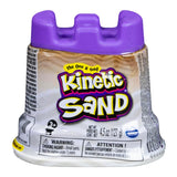 Kinetic Sand Solid Color Castle 4.5oz - Stretchy Soft Moving Sand-Like  putty/dough/slime