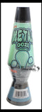 Lava Lamp Slime - Fun Slime in an Iconic Lava Lamp Container - Cute Decoration - Putty - Goo