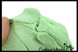 Cotton Sand - Stretchy Fluffy Soft Moving Sand-Like  putty/dough/slime