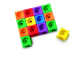 Mathlink Cubes - Math Manipulatives STEM Building Blocks - Learning Toy