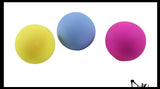 Nee-Doh Color Changing Soft Doh Filled Stretch Ball - Ultra Squishy and Moldable Relaxing Sensory Fidget Stress Toy