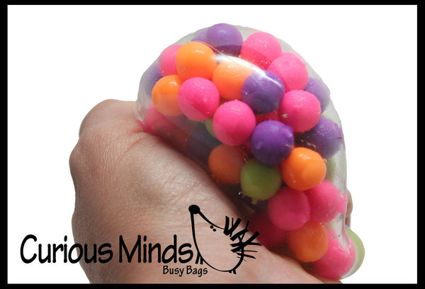 DNA - Squishy Fidget Ball Curious Minds Busy Bags