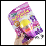 Orb Fairitastic Slime - Soft Buttery Ice Cream Slime with Sprinkles - Slime - Putty - Goo