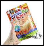 Orb Hydro Slime - Drippy Gooey Slime with Water Beads & Glitter  Slime - Putty - Goo