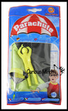 Parachute Paratrooper Guy - No Tangle - Throwing Toy for Kids - Outdoors