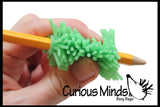 Jumbo Soft Puffer Pencil Grip - Sensory School Supply or Prize