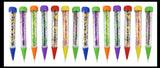 Flowing Compound Motion Pen - Filled with Moving Stuff - Soothing and Calming Motion Pen - Liquid Timer Sensory Office Toy - Visual Stimulation