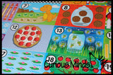 Counting Mats - Use with Dough Compound Clay