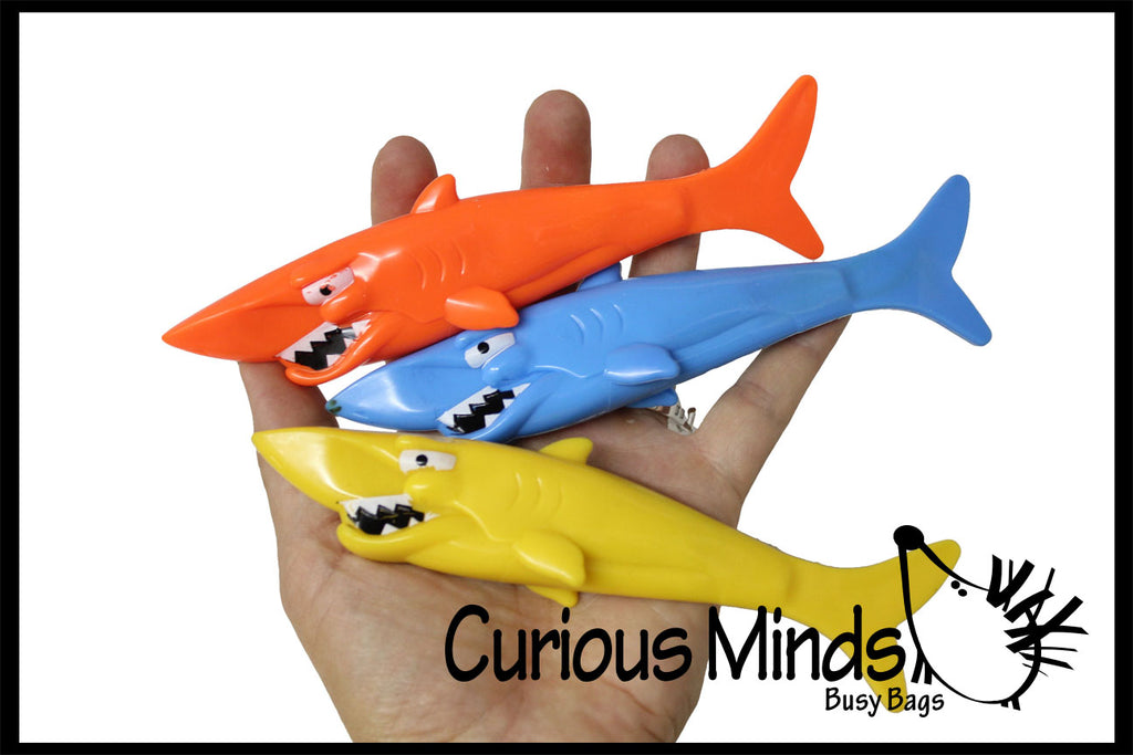 Shark Pool Dive Sticks - Pool, Beach and Bath Toy