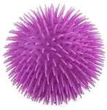 "Light Up 5"" Puffer Ball -  Indoor Soft Hairy Air-Filled Sensory Ball"