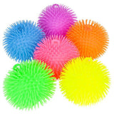"SOLID COLOR Jumbo 9"" Puffer Ball -  Sensory Fidget Toy"