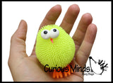 CLEARANCE - SALE - Puffer Chicks in Matching Colored Eggs - Puffer Ball -  Sensory Fidget Toy
