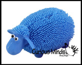 Puffer Sheep - Soft Fidget Easter Toys