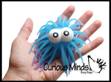 Hairy Puffer Guy - Puffer Ball Sensory Fidget Toy