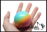 CLEARANCE - SALE - 55 Assorted Stress Balls -  Sensory, Stress, Fidget Toy - Party Favor, Prize Bulk Assortment