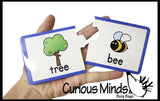 Rhyming Sounds Matching Puzzle - Language Arts Teacher Supply