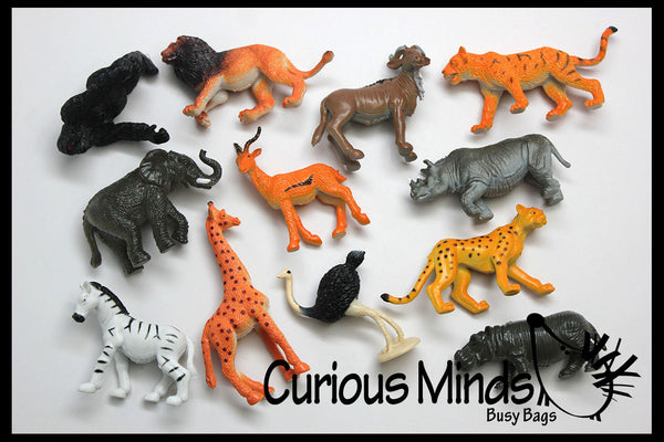 Aliexpress.com : Buy Wild Plastic Animal Toy Original