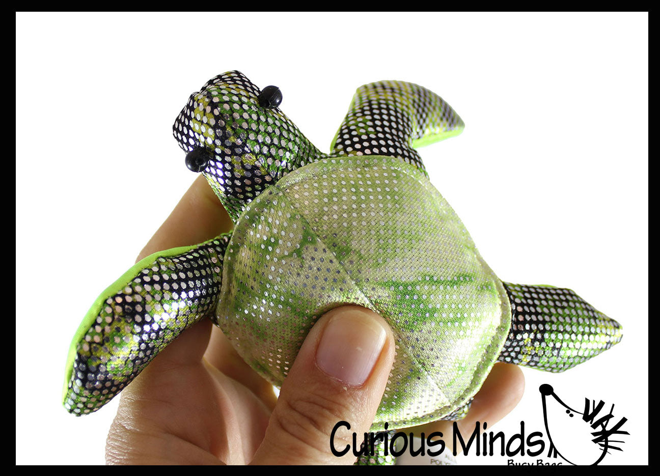 Sand Filled Stuffed Animals, Turtle Sand Filled Animal Toy Heavy Weighted Sandbag Animal Plush Be Curious Minds Busy Bags