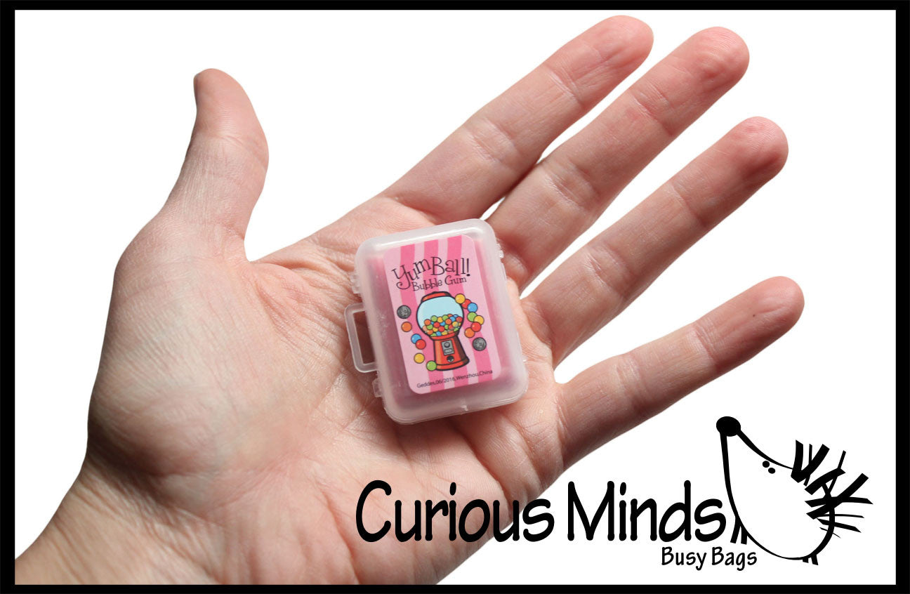 MINI Scented Moldable Putty - Fidget / Putty / Slime - Kneaded Erasers