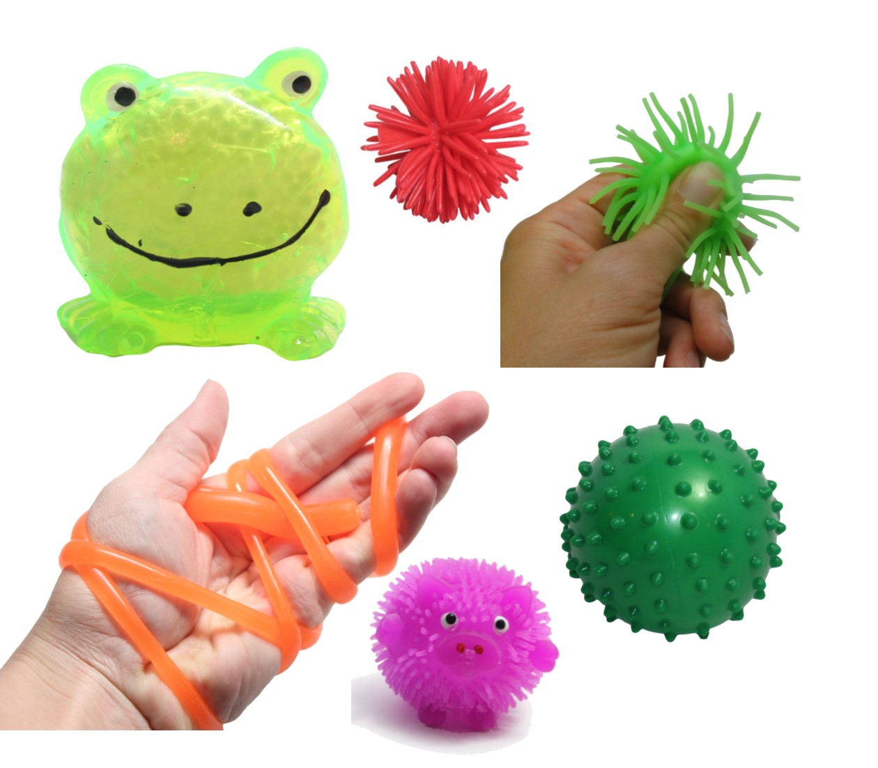CLEARANCE - SALE - Sensory Bundle #4- Fidget Set for Students, Adults and Children