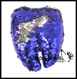 Plush Mermaid Sequin Tooth Toy - Dental Treasure Toys