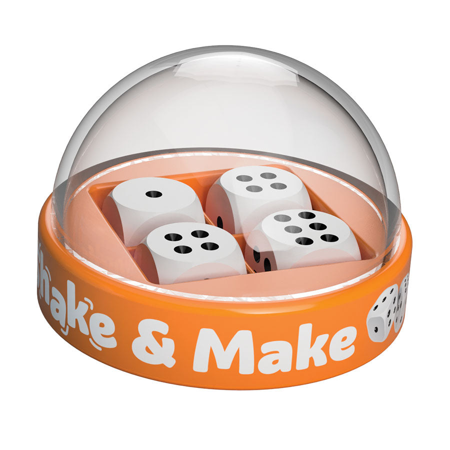 Shake and Make Number Dice Game - Fat Brain Toys