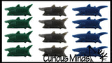 Cute Shark Pencil Grips - Sensory School or Office Supply or Prize