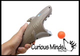 CLEARANCE - SALE - Shark Shooter - Ball and Catch Toy - Ball Gun
