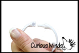 Simply Large Plastic Linking Rings - Fine Motor Activity