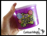 CLEARANCE - SALE - 1 Pound Jumbo Bucket of Slime -  Stretchy, Gooey, Drippy Slime - Putty - Goo - Silly Sludge Mad Lab Mega Neon