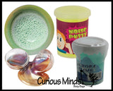 Small Slime Sampler Bundle #2 - Try out 4 different slimes and putties