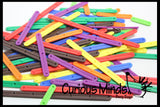 Building Toy - Snap Together Sticks - Open Ended Building Toy
