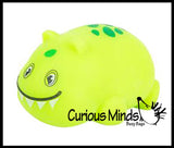 Soft Stretchy Animal Stretch Ball - Sensory Fidget Stress Toy - Squishy Pliable and Moldable
