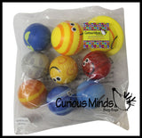 Solar System Stress Ball Toy Set - Educational Learning Toy - Outer Space Planets