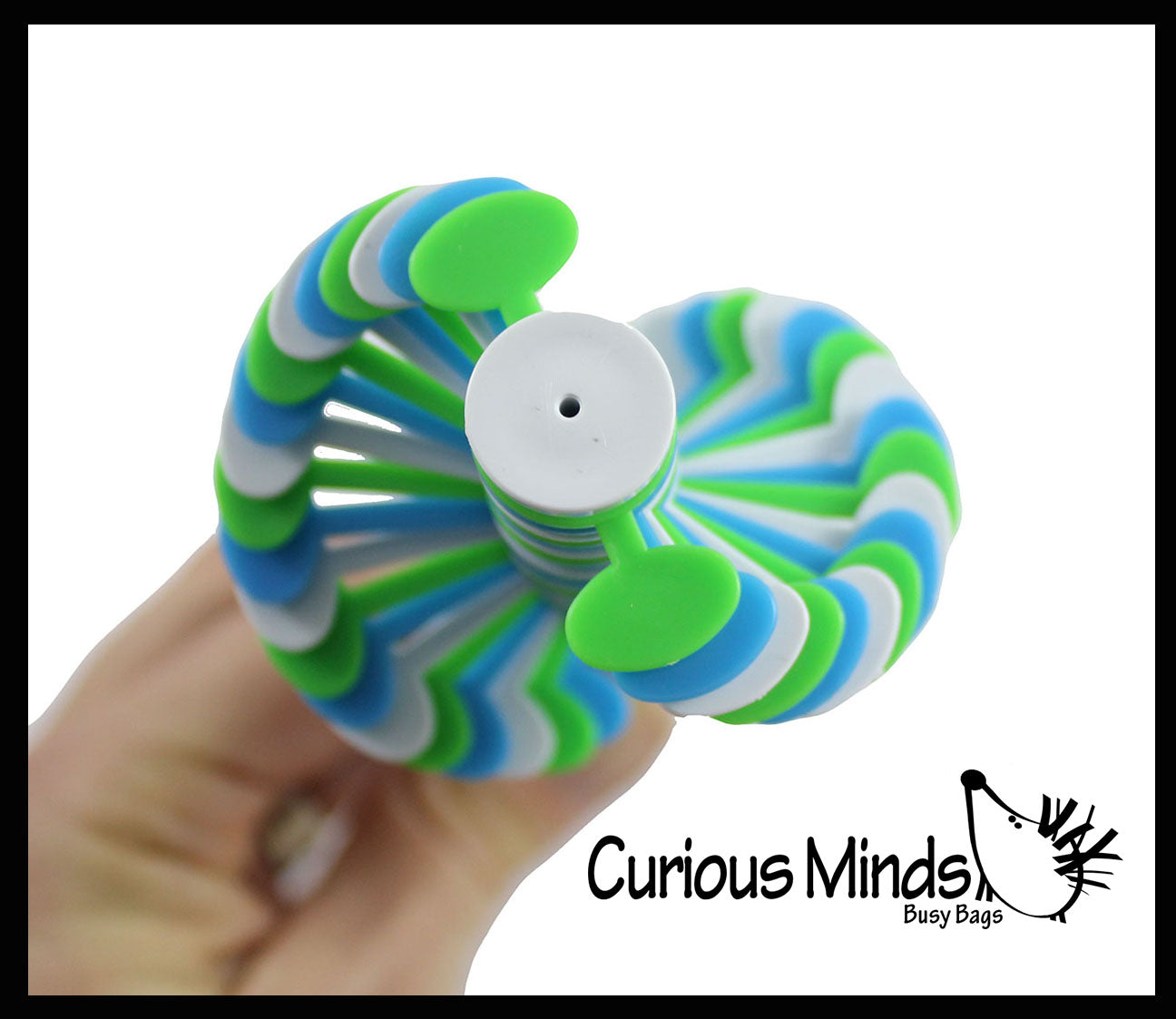 Spinning Flower Fidget Pen - ADD ADHD Anxiety Focus