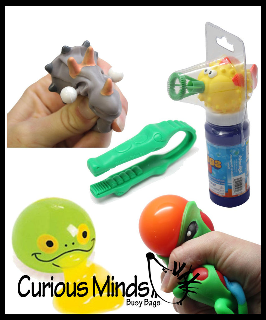 Fine Motor Strength Development Bundle #2 - Hand and Finger Strength Tasks