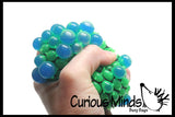 Mesh Ball - Squishy Fidget Ball