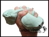 Super Soft Squish Slime / Putty - Cloudy Light Sensory Slime