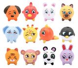 CLEARANCE SALE - Mystery Animal Squishy Slow Rise with Clip  -  Sensory, Stress, Fidget Toy