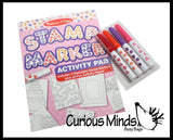 Pre-Handwriting Activity Bundle - Strengthen Hand Muscles While Playing