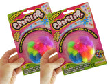 Sticky Wall and Window Clinging Walker Balls Tumblers Crawlers -  Fun Small Toy Prize Assortment Ceiling Toy
